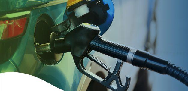 preço do combustível ticket log