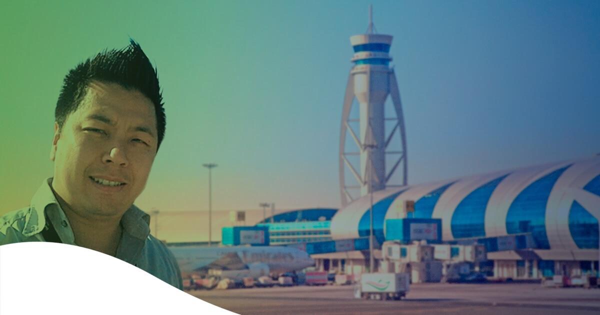 Ricardo Makoto, Diretor Comercial da eFleet.