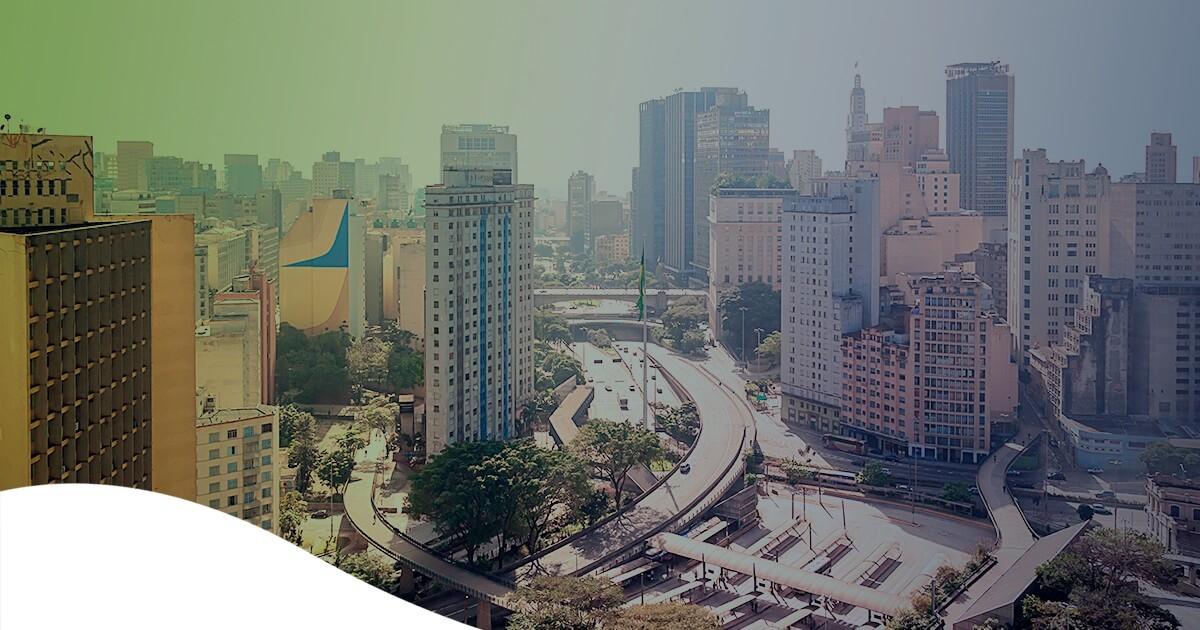 São Paulo, cidade que teve metas de mobilidade urbana definidas pela prefeitura