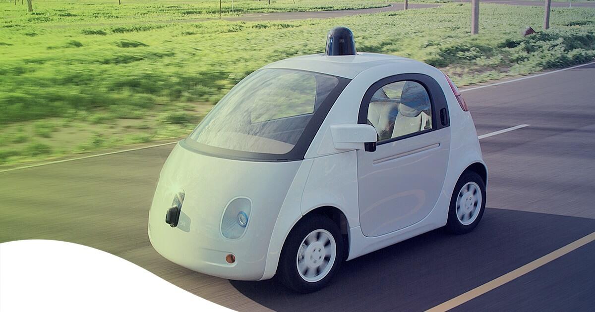 Carro autônomo, uma das principais tendências de mobilidade urbana