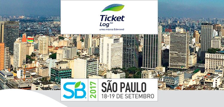 Mobilidade Inteligente - Ticket Log no Susteinable Brands